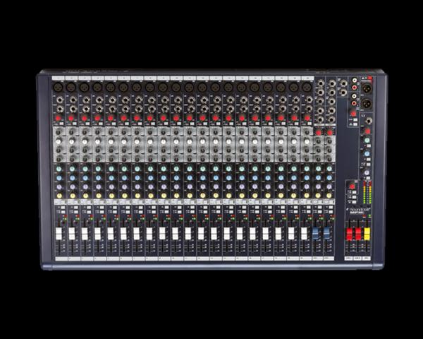 Soundcraft MPM12/MPM20调音台